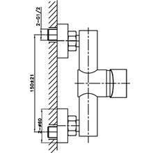 Set rubinetteria per doccia Fussion GME