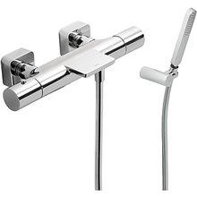 Kit termostatico per vasca - doccia cromato TRES LOFT