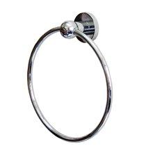 Porta asciugamano ad anello 20 cm ottone Medicrom Mediclinics