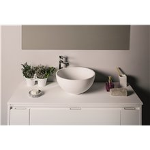 Set ripiano + lavabo CALIPSO BONDI