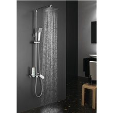 Set doccia monocomando Dual Quad Llavisan