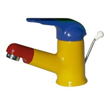 Lavabo per bambini sospeso porcellana Mediclinics