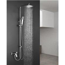 Set doccia senza rubinetteria Quad Llavisan