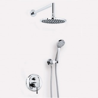 Set doccia a parete 2 funzioni RODA