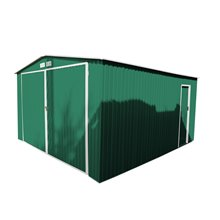 Garage in metallo 16m² Norfolk Gardiun