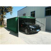 Garage in metallo 18,24m² Kent Gardiun