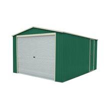 Garage in metallo 20,09m² Essex verde Gardiun