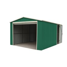 Garage in metallo 20,09m² Essex verde Gardiun