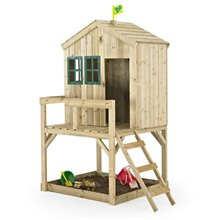 Casita infantil 1,5m² Forest Outdoor Toys