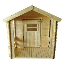 Casita infantil 2,28m² Peter Outdoor Toys