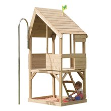 Casita infantil 1,04m² Bramble Outdoor Toys