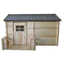 Casetta per bambini 3,9m² Dumbo Outdoor Toys
