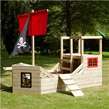 Parco giochi barca pirati Outdoor Toys