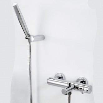 Rubinetto miscelatore per vasca da bagno con doccino Delta 06