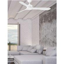 Ventilatore bianco LUZON di Faro