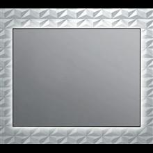 Specchio 100 x 80 ALUMINIUM BathDecor