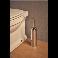Scopino WC in metallo da muro Carmen Roca