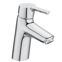 Miscelatore lavabo catenella retrattile Malva Roca