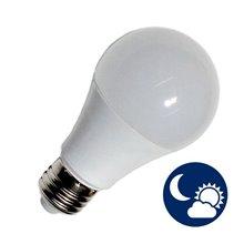 Lampadina LED con sensore da 7W E27 650 lumen
