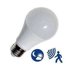 Lampadina LED con sensore da 7W E27