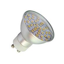 Lampadina dicroica GU10 7 W LED