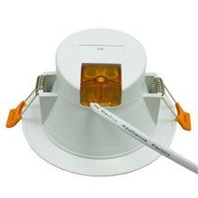 Faretto LED Downlight 7 W GRANDANGOLO bianco