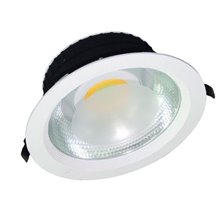 Proiettore per soffitto LED rotondo 30W BIANCO