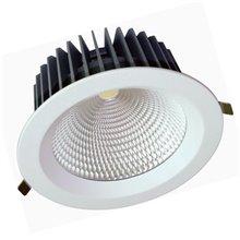 Proiettore per soffitto LED rotondo 60W BIANCO