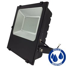 Riflettore LED quadrato 200 W PIATTO