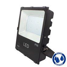 Riflettore LED quadrato 300 W PIATTO