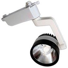 Faretto LED binario orientabile 20 W