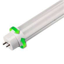 Tubo LED T8 da 9 W alluminio