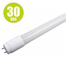 Tubo LED T8 da 18 W cristallo 30 pezzi