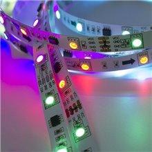 Striscia LED  RGB MAGIC da 7,2 W/m 5 metri