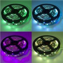 Striscia LED RGB MAGIC da 7,2 W/m 5 metri esterno