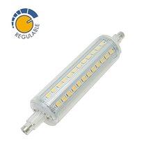 Lampadina LED R7S 10W regolabile