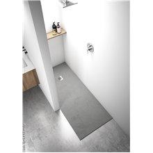 Piatto doccia Slate Calcestruzzo - B10