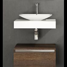 Piano appoggio lavabo Surface Tegler