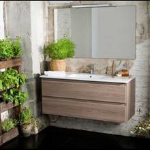 Mobile bagno Life 2 cassetti con lavabo B10