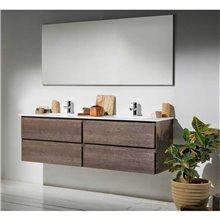 Mobile bagno Life 4 cassetti con lavabo B10