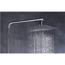 Set doccia termostatico con tocco freddo Quad Llavisan