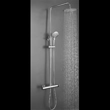 Colonna doccia rotonda Torres Oxen