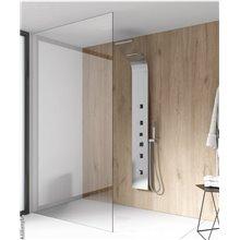 Piatto doccia Forest Cenere SolidStone - B10