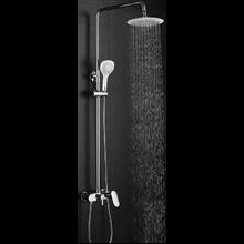 Set doccia monocomando con Bluetooth Montes Oxen