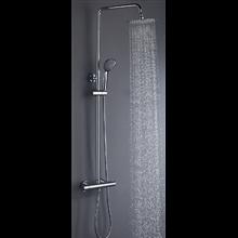 Colonna doccia termostatica Rotonda Oxen