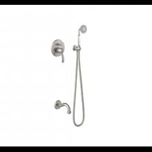 Kit doccia con becco per vasca TRES-CLASIC