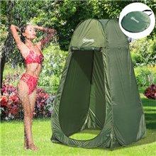 Tenda da campeggio pieghevole pop-up Outsunny