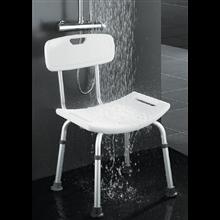 Sedia per doccia con schienale Oxen