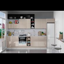 Modulo per cucina basso con 4 cassetti Tegler