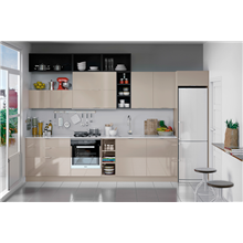 Mobile da cucina decorativo basso Tegler
